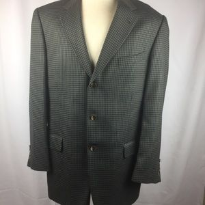 Wool Silk Sports Coat
